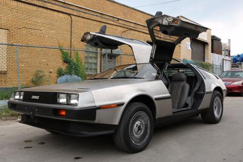 1982 DeLorean DMC-12 for sale in Riverhead, NY