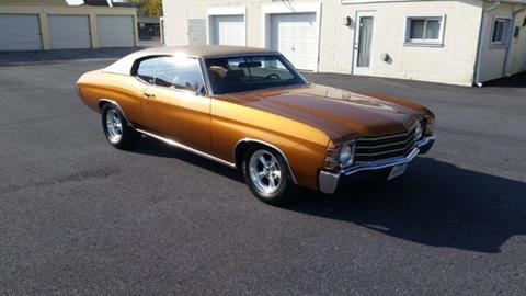 1972 Chevrolet Chevelle for sale in Riverhead, NY
