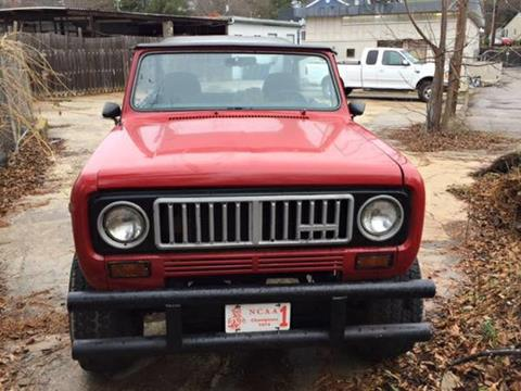 1974 International Scout for sale in Riverhead, NY