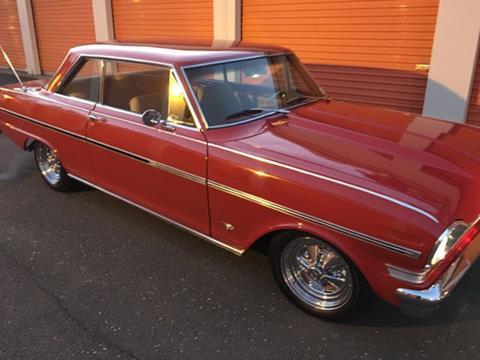 1963 Chevrolet Nova for sale in Riverhead, NY