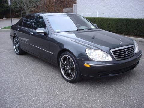 2004 Mercedes-Benz S-Class for sale in Riverhead, NY