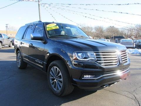 2015 Lincoln Navigator for sale in Riverhead, NY