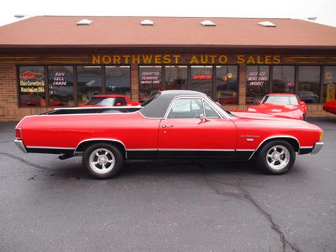 1972 Chevrolet El Camino for sale in Riverhead, NY