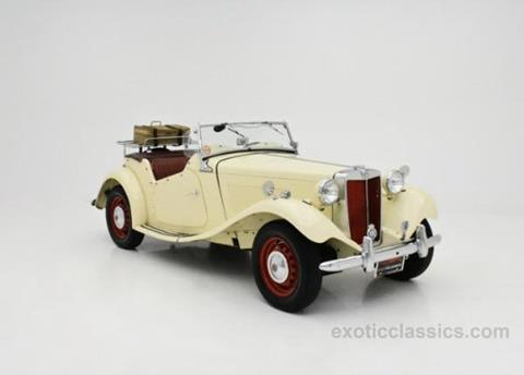 1952 MG TD for sale in Riverhead, NY