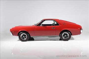 1968 AMC AMX for sale in Riverhead, NY