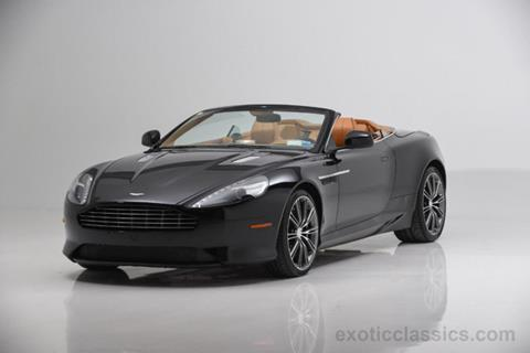 2012 Aston Martin Virage for sale in Riverhead, NY