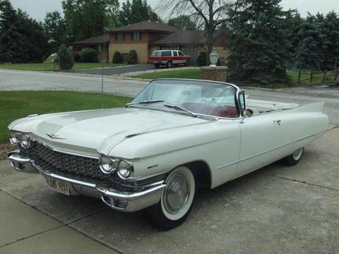 1960 Cadillac Series 62 for sale in Riverhead, NY