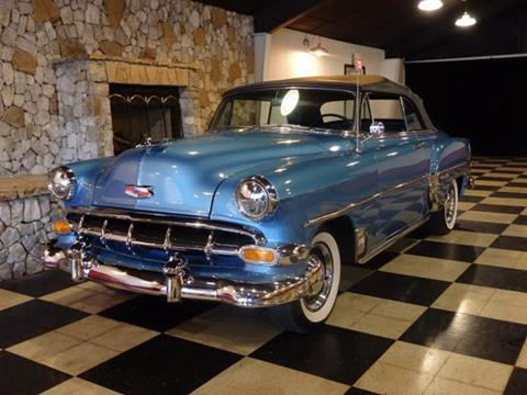 887372158 1954 chevrolet bel air for sale in kansas city, mo carsforsale com  at crackthecode.co