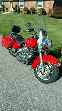2002 Harley-Davidson FLHT for sale in Riverhead, NY
