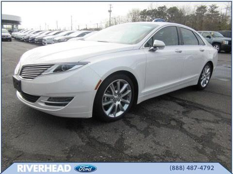 2015 Lincoln MKZ for sale in Riverhead, NY