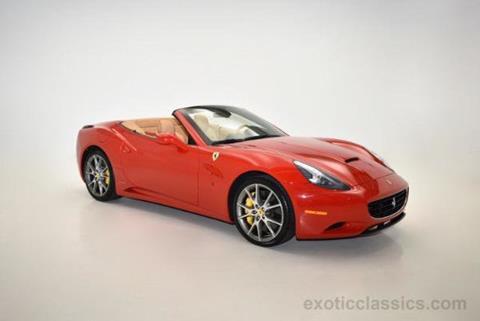 2011 Ferrari California for sale in Riverhead, NY
