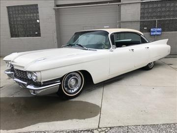 1960 Cadillac Fleetwood for sale in Riverhead, NY