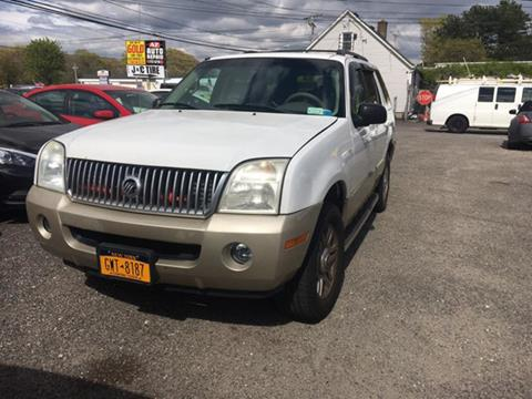 2004 Mercury Mountaineer for sale in Riverhead, NY