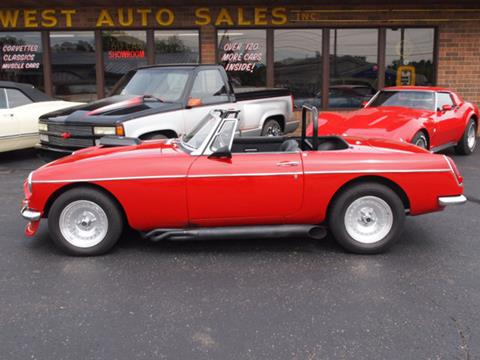 1968 MG B for sale in Riverhead, NY