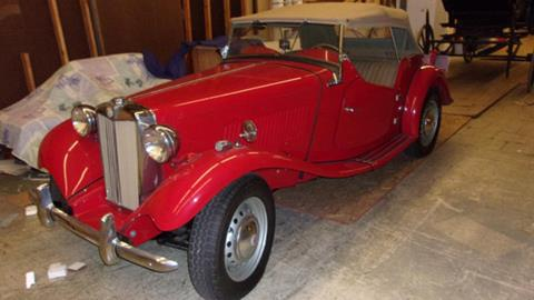 1951 MG TD for sale in Riverhead, NY