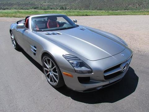 2012 Mercedes-Benz SLS AMG for sale in Riverhead, NY