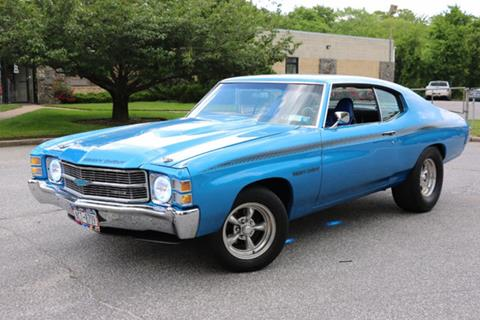 1971 Chevrolet Chevelle for sale in Riverhead, NY