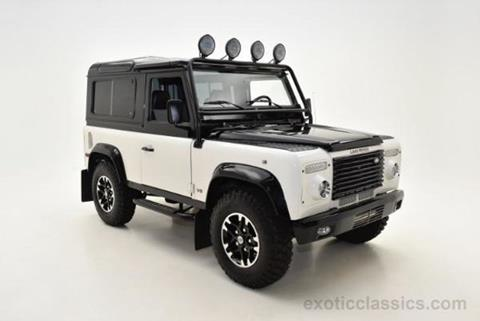 1997 Land Rover Defender for sale in Riverhead, NY