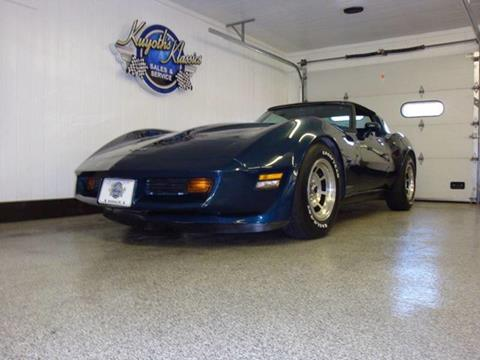 1980 Chevrolet Corvette for sale in Riverhead, NY