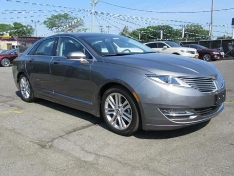 2014 Lincoln MKZ Hybrid for sale in Riverhead, NY