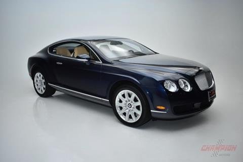 2005 Bentley Continental GT for sale in Riverhead, NY