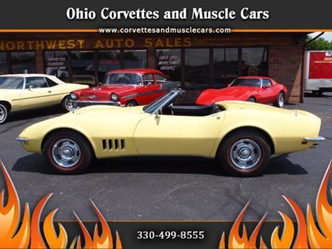 1968 Chevrolet Corvette for sale in Riverhead, NY