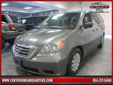 2008 Honda Odyssey for sale in Riverhead, NY