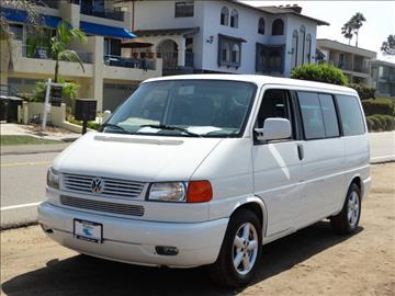2003 Volkswagen EuroVan