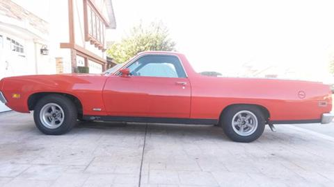 1970 Ford Ranchero for sale in Riverhead, NY