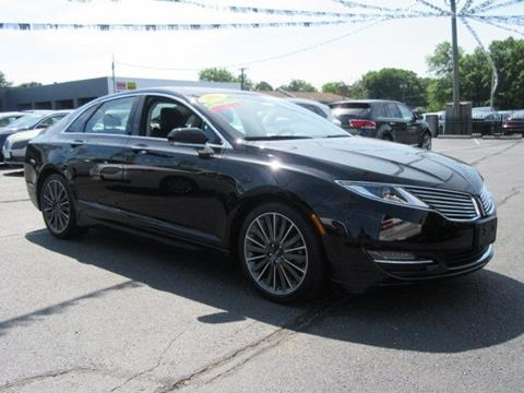 2016 Lincoln MKZ for sale in Riverhead, NY