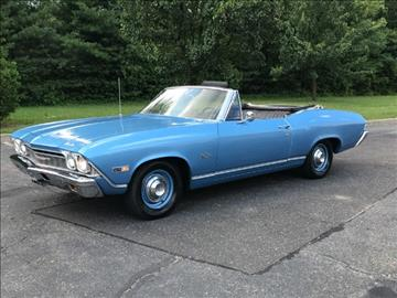 1968 Chevrolet Chevelle For Sale  Carsforsalecom