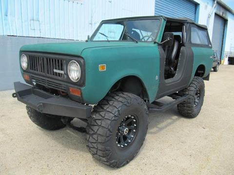 1973 International Scout for sale in Riverhead, NY