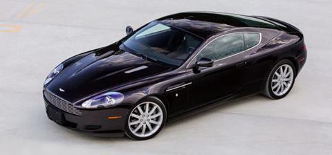 2005 Aston Martin DB9 for sale in Riverhead, NY