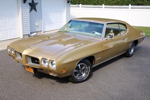 1970 Pontiac GTO for sale in Riverhead, NY