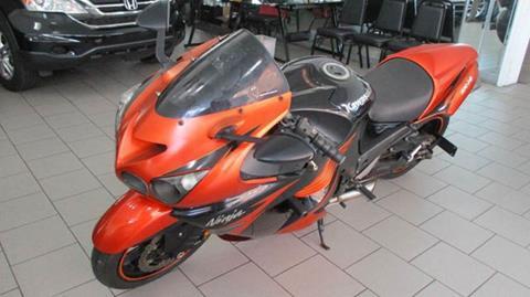 2009 Kawasaki Ninja ZX-14R ABS for sale in Riverhead, NY