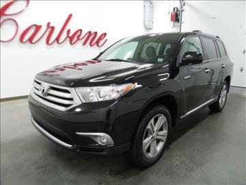 2012 Toyota Highlander for sale in Riverhead, NY