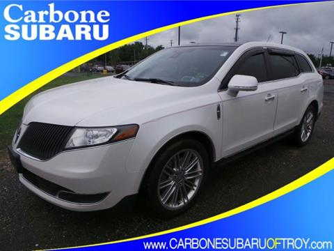 2014 Lincoln MKT for sale in Riverhead, NY