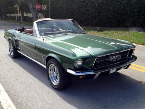 1967 Ford Mustang for sale in Riverhead, NY