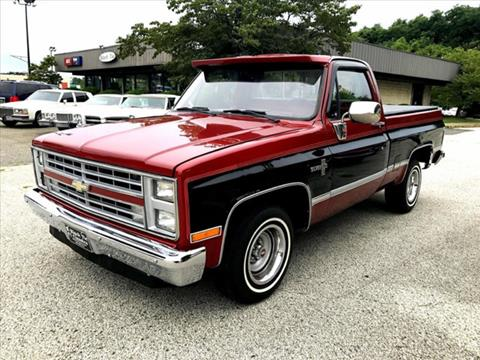 1987 Chevrolet C/K 10 Series for sale in Riverhead, NY