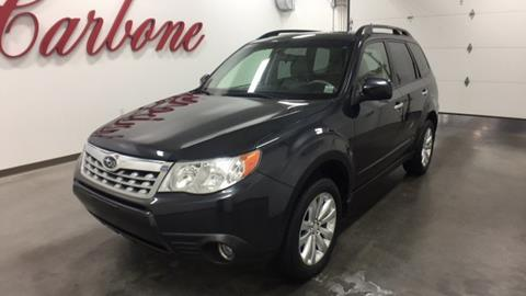 2013 Subaru Forester for sale in Riverhead, NY
