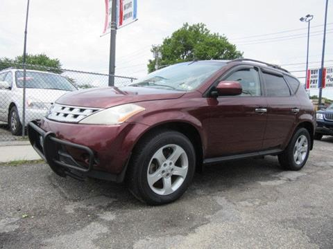 2005 Nissan Murano for sale in Riverhead, NY