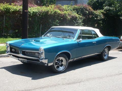 1967 Pontiac GTO For Sale in Memphis TN  Carsforsalecom