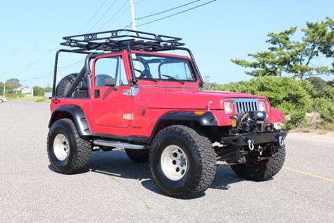 1987 Jeep Wrangler for sale in Riverhead, NY