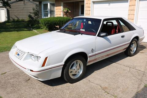 1984 Ford Mustang for sale in Riverhead, NY