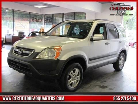 2004 Honda CR-V for sale in Riverhead, NY