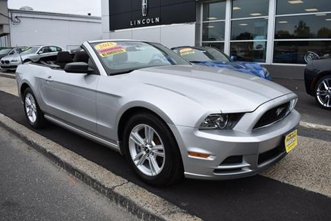 2013 Ford Mustang for sale in Riverhead, NY