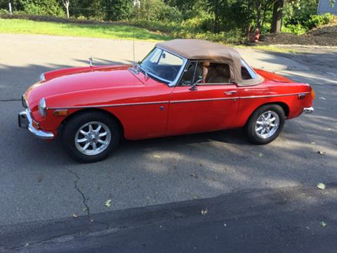 1971 MG MGB for sale in Riverhead, NY