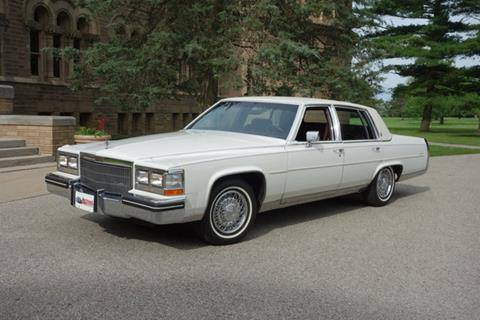 1985 Cadillac Fleetwood Brougham for sale in Riverhead, NY