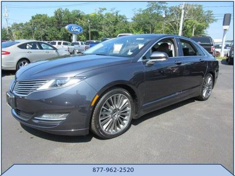 2013 Lincoln MKZ Hybrid for sale in Riverhead, NY