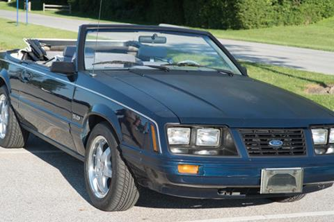 1983 Ford Mustang for sale in Riverhead, NY